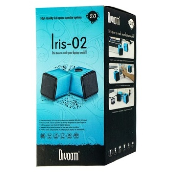 Divoom Iris-02 Speaker Mini - buy, prices for Auchan - photo 1
