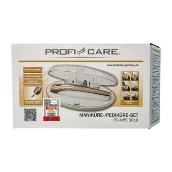 Набір манікюрно-педикюрний Profi Care MPS 3016 - купити, ціни на Ашан - фото 1