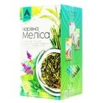 Чай зелений Askold Чарівна Меліса з мелісою м'ятою та лемонграсом 20шт 30г
