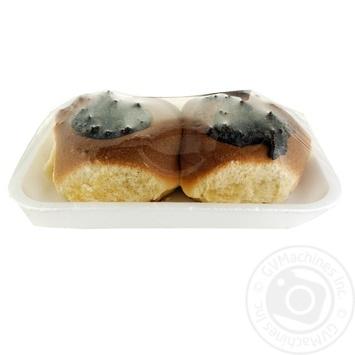 Пирожки с маком сдобные весовые
