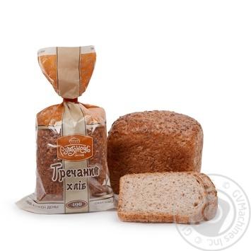 Хлеб Румянец гречневый 400г - купить, цены на Метро - фото 1