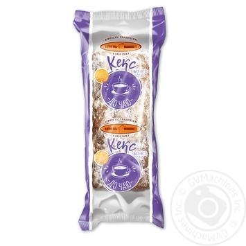 Kyyivkhlib For Tea Cake 300g - buy, prices for MegaMarket - image 1