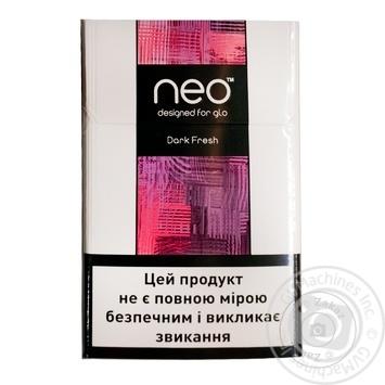 Стіки Kent Neostiks Dark Fresh - купити, ціни на Novus - фото 1
