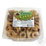 Сушка Империя сладостей Кроха с зеленью 220г