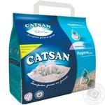 Наполнитель гигиенический Catsan 10л