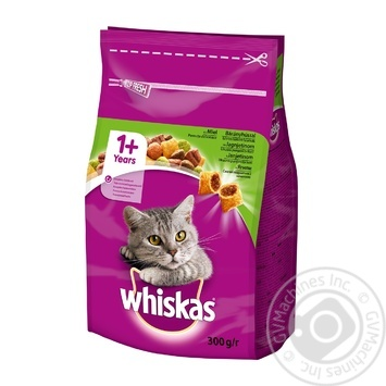 Whiskas Lamb Dry For Cats Food - buy, prices for Novus - image 1