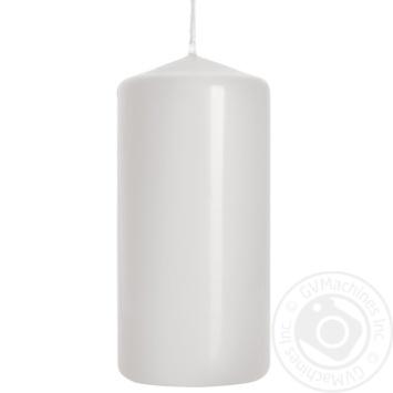 Свічка Bispol Циліндр арт. 50/100-00 - купить, цены на МегаМаркет - фото 1