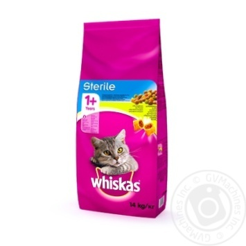 Food Whiskas with lamb dry for cats 1400g - buy, prices for Novus - image 8