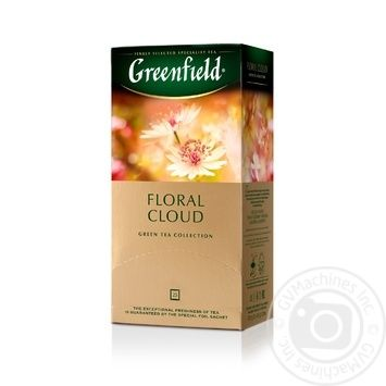 Greenfield Floral Cloud Оolong Tea 25pcs 1,5g - buy, prices for Novus - image 2