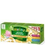 Печенье детское Heinz с бананом и яблоком 160г