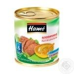 Пюре Hame говядина 100г - купить, цены на Novus - фото 1