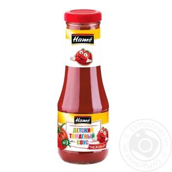 Соус Hame томатный нежный 300г