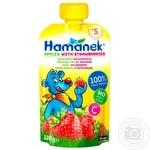 Puree Hamanek for children 120g doypack
