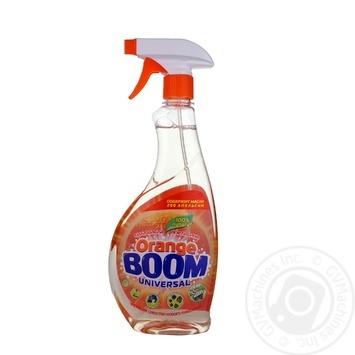 Засіб миючий Orange Boom унівкрсальний 650мл - купити, ціни на Novus - фото 1