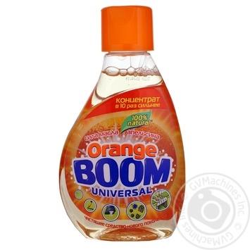 Средство Orange Boom для чистки 250мл - купить, цены на Ашан - фото 1