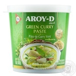 Aroy-D Green Curry Pasta 400g