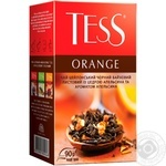 Tess Orange black tea 90g - buy, prices for MegaMarket - image 1
