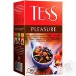 Чай черный Tess Pleasure 90г - купить, цены на Ашан - фото 2