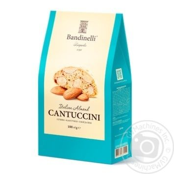 Palazzo Bandinelli Cantuccini Almond Biscuits 100g - buy, prices for Novus - image 1