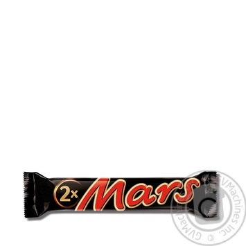 Mars with caramel and nougat candy bar 70g - buy, prices for Novus - image 1