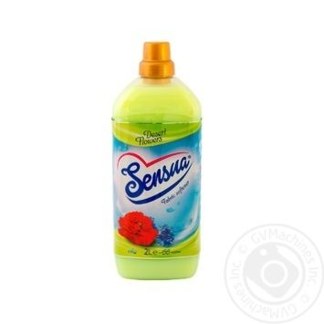 Booster Fabric rinse Flower steppe 2l - buy, prices for Auchan - photo 1