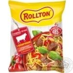Rollton Homemade Egg Noodles with Beef 85g