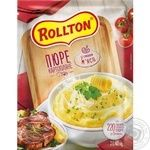 Пюре картопляне Роллтон зі смаком м'яса 40г