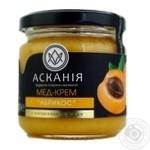Мед-крем Аскания Абрикос 250г