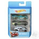 Hot Wheels Set of Cars 3pcs