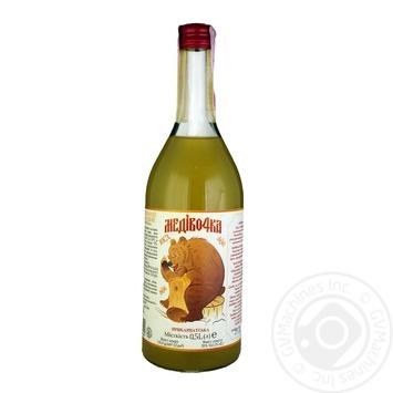 Medivochka Prykarpattya Drink alcohol 35% 0,5l - buy, prices for MegaMarket - image 1