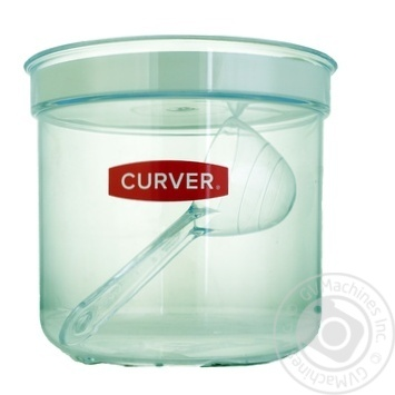 Food storage box Curver for the loose 1000ml - buy, prices for Novus - image 1