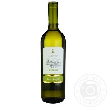 Terre Passeri Trebbiano wine white dry 11% 0,75l - buy, prices for CityMarket - photo 1