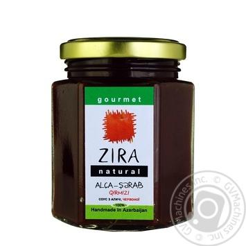 Соус Zira Natural из красной алычи 200г