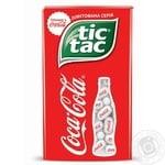 Тіc Таc Coca Cola Dragee 49g - buy, prices for MegaMarket - image 3