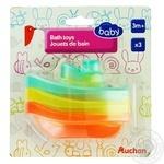 Auchan Baby Toys Bath Boats