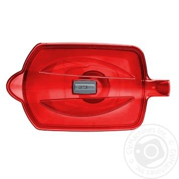 Фільтр-глечик для води Бар'єр Гранд нео рубін 4,2л - купити, ціни на МегаМаркет - фото 4