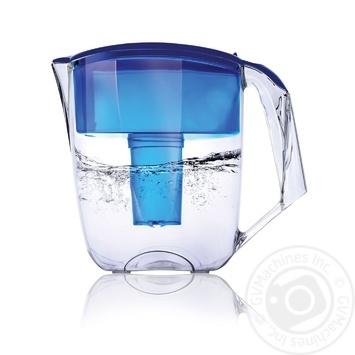 Кувшин-фильтр Наша Вода Луна 3,5л - купить, цены на Novus - фото 1