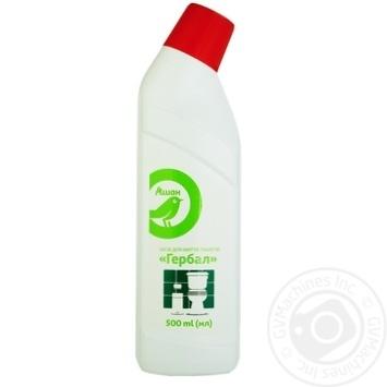 Auchan Herbal toilet cleaner 500ml
