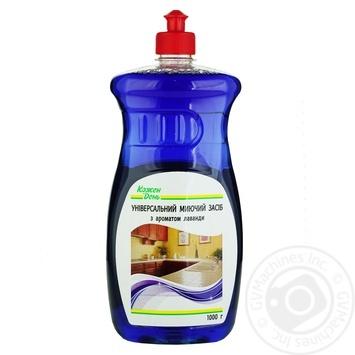 Миючий засіб Кожен День універсальний з ароматом лаванди 1кг - купити, ціни на Ашан - фото 7