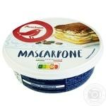Сыр Ашан Маскарпоне 36% 250г