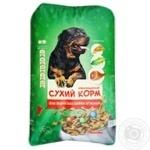 Корм Ашан Мясной для взрослых собак 12кг