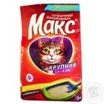 Max Large Hygienic Cat Litter 5kg