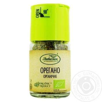 Lyubystok Oregano Organic 7g - buy, prices for Auchan - photo 1