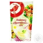 Auchan European Mayonnaise 72% 180g