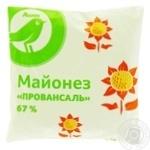 Auchan Mayonnaise Provencal 67% 375g