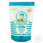 Moriachka Sea Salt - buy, prices for Novus - image 1