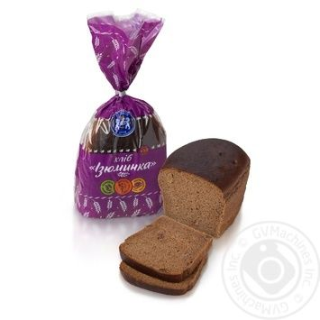 Хліб Кулиничі Ізюминка формовий житньо-пшеничний 450г - купити, ціни на Ашан - фото 1