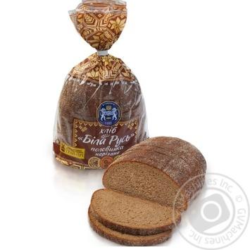 Хлеб Кулиничи Белая Русь нарезанный половинка 350г - купить, цены на Фуршет - фото 2