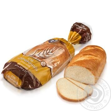 Хліб Кулиничі Гірчичний подовий нарізаний 500г - купити, ціни на Фуршет - фото 1