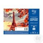 Картина по номерам Rosa Start Эйфелева башня 35*45см - купить, цены на Ашан - фото 2